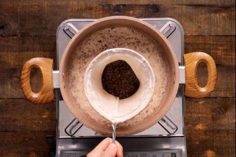 Resep Thai Tea Creme Caramel