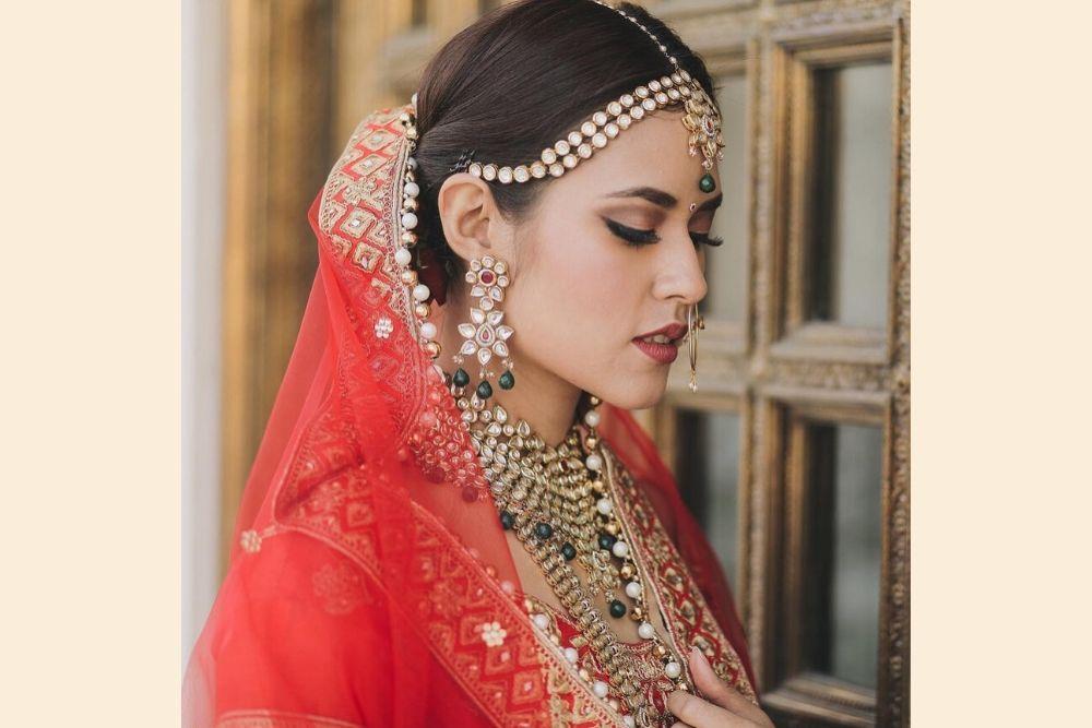 Intip Riasan 7 Seleb Tanah Air Ketika Pakaian Tradisional India