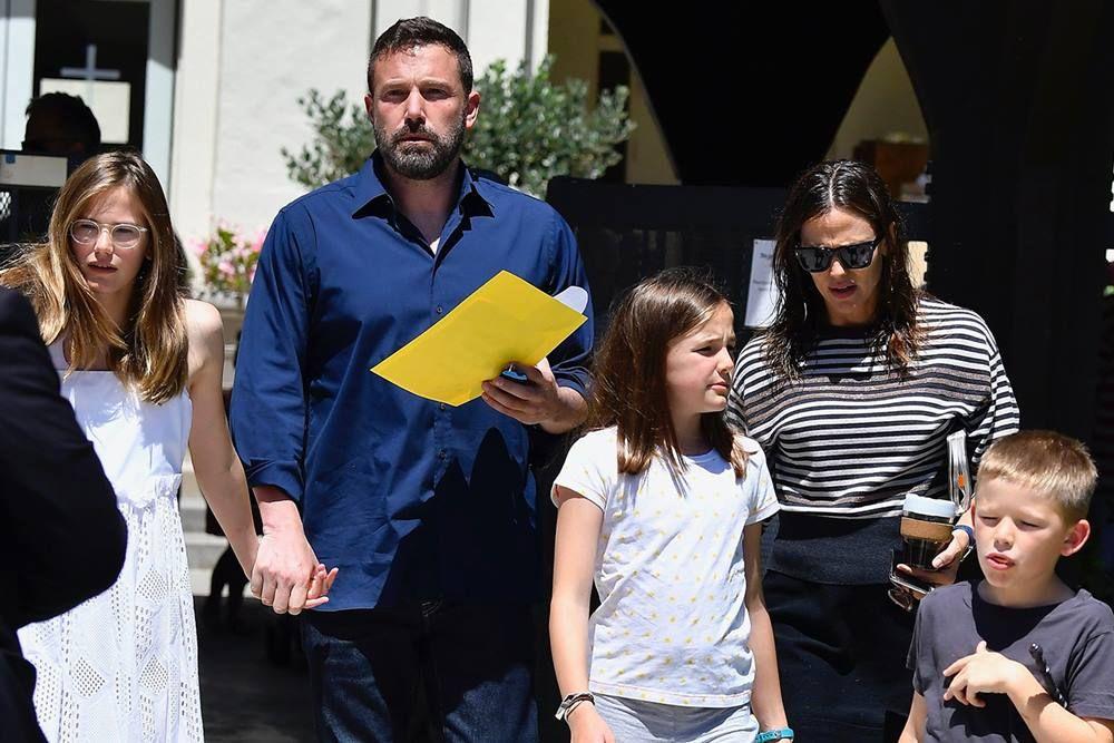 Cerai dari Jennifer Garner, Penyesalan Terbesar Ben Affleck