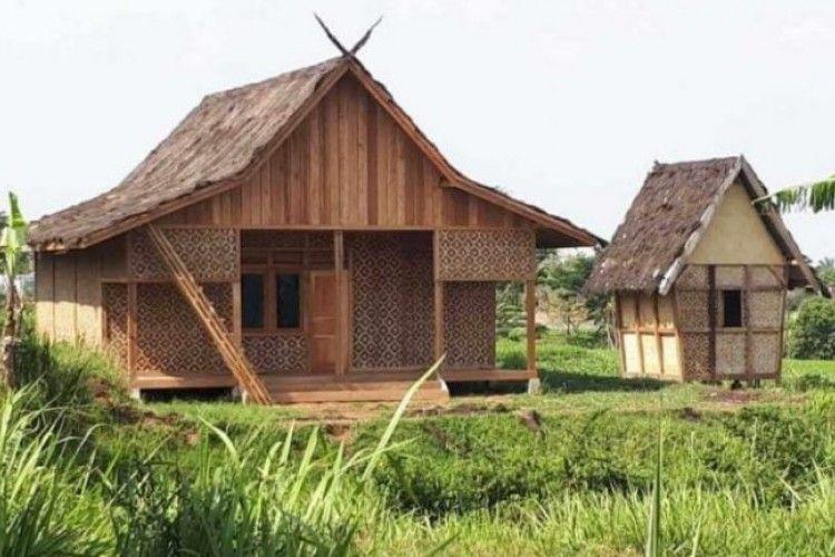 Terinspirasi dari Binatang, Ini 5 Fakta Rumah Adat Jawa Barat