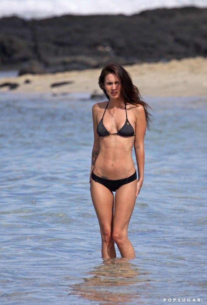 Adu Seksi Seleb Hollywood Saat Pakai Bikini