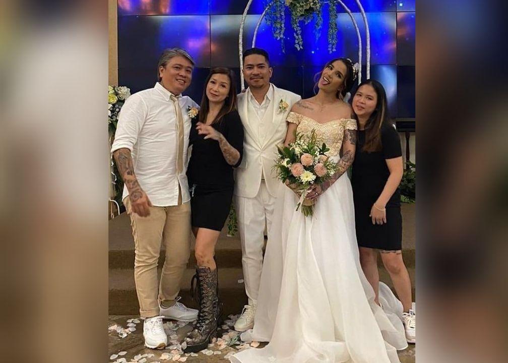 Resmi Menikah Lagi, Ini 7 Potret Pernikahan Sheila Marcia