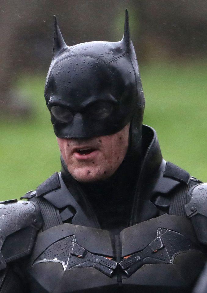 Bikin Penasaran, Ini Foto-Foto Bocoran dari Lokasi Syuting Film Batman