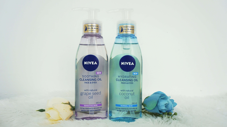 Review: NIVEA Cleansing Oil Membersihkan Makeup dengan Formula Unik