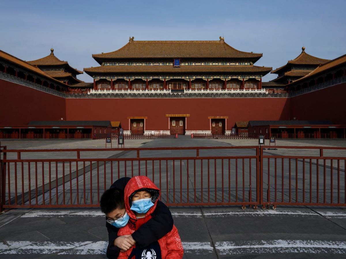 Bagai Kota Mati, Ini 15 Potret Negara yang Terdampak Virus Corona