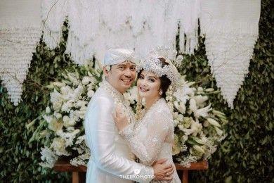 Menikah Lagi, Ini 12 Foto Pernikahan Tiwi Eks 'T2' Arsyad Rahman