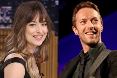 9 Fakta Unik Seputar Hubungan Cinta Dakota Johnson Chris Martin
