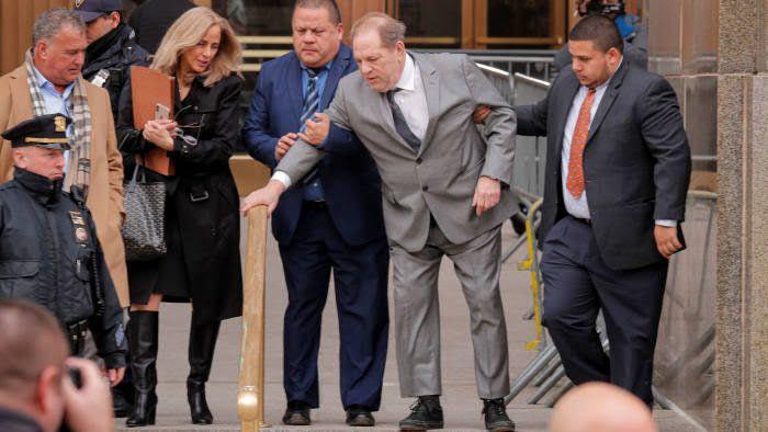 Lecehkan 80 Perempuan, Harvey Weinstein Akhirnya Dinyatakan Bersalah
