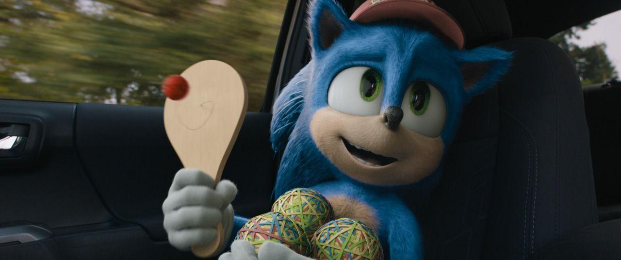 Nostalgia Sonic The Hedgehog yang Menjadi Nyata