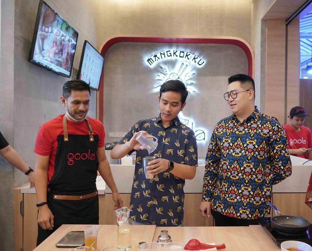 Kombinasi Rasa Nusantara, Goola x Mangkok Ku Kini Hadir di Tangerang