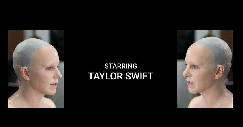 Taylor Swift Berubah Menjadi Lelaki Sebagai Cerminan Dunia Patriarki
