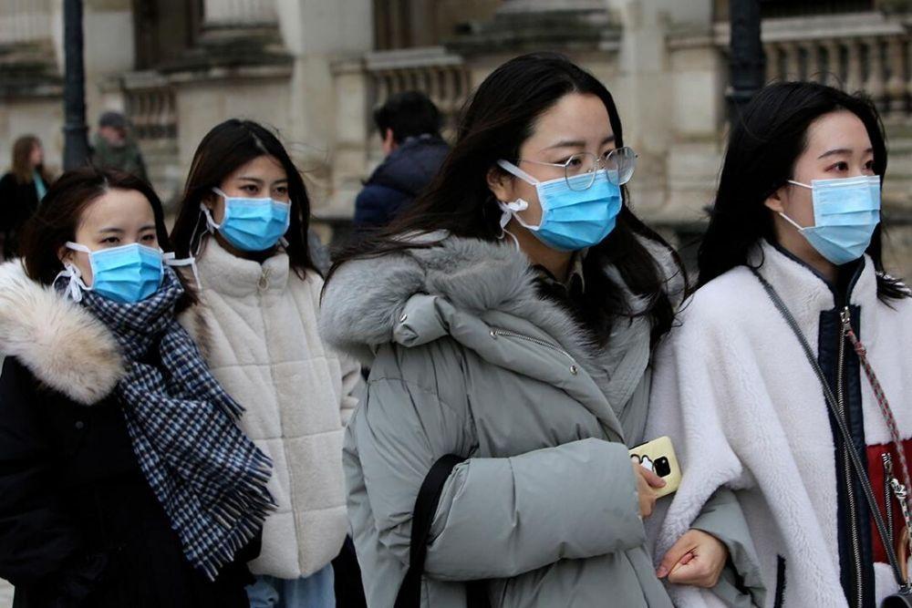 Menkes Terawan: Warga yang Sehat Nggak Perlu Gunakan Masker