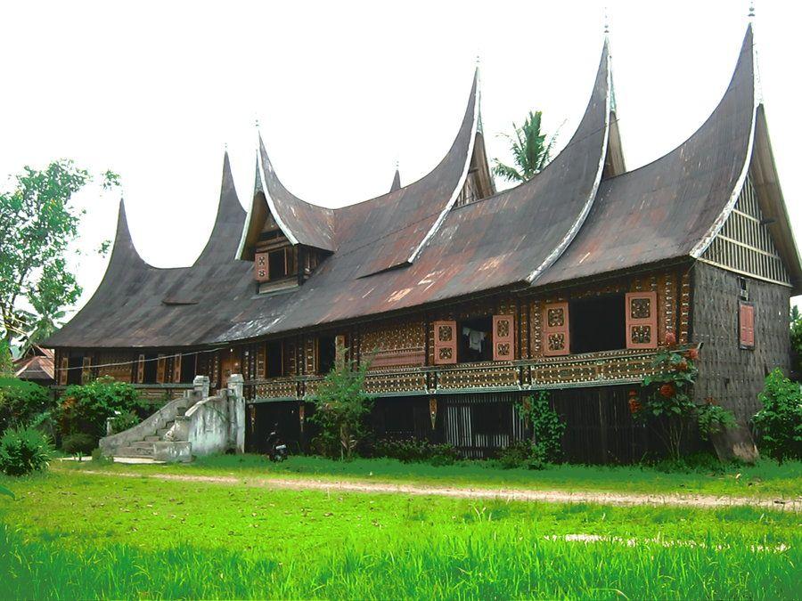 Super Kokoh dan Tahan Gempa, Ini 6 Keunikan Rumah Adat Sumatra Barat