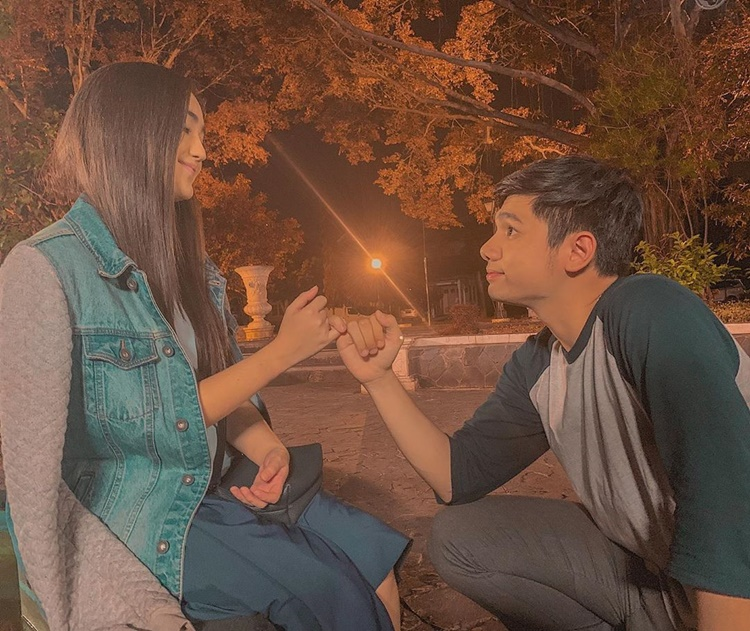 Dikabarkan Dekat, Ini 9 Momen Kebersamaan Ranty Maria dan Rayn Wijaya