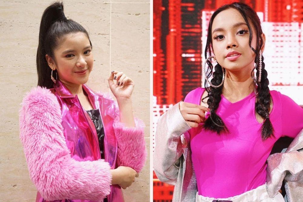Begini Perbandingan Gaya Lyodra & Tiara, Grand Finalis Indonesian Idol