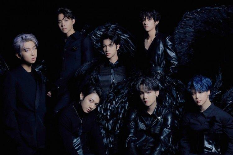 """BTS, Mendobrak Jagat Maya dengan """"Black Swan"""""""