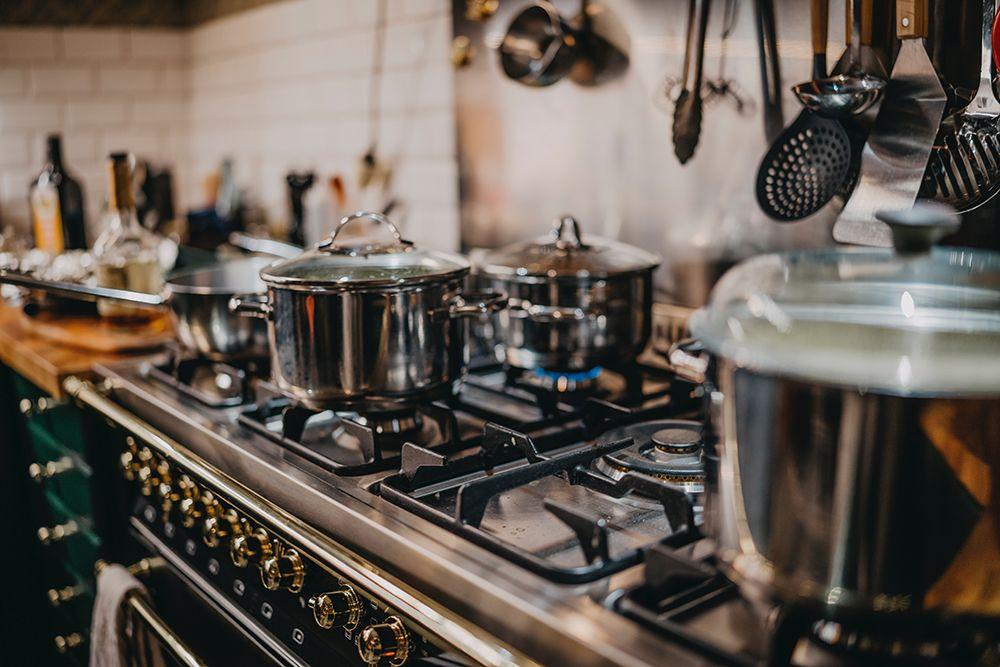 Bersihkan Dapur! Karena Orang Bisa Menilai Sifatmu