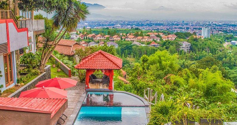 Sejuk dan Dingin, Inilah 7 Staycation Alam di Bandung