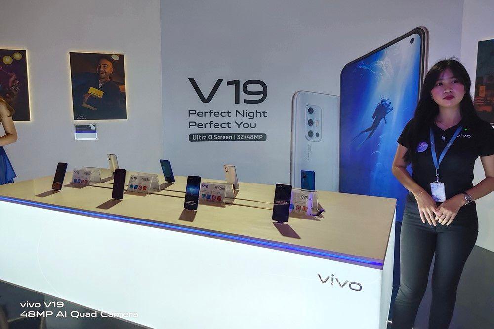 Resmi Dirilis, Ini 5 Keunggulan Smartphone vivo V19