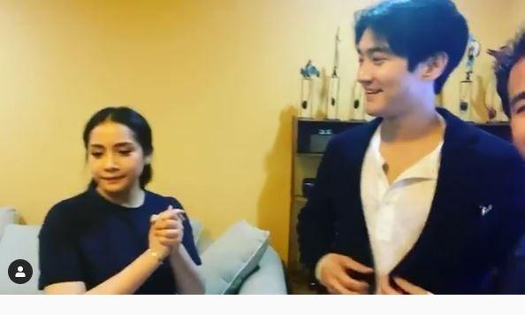 10 Potret Keseruan Siwon Choi Saat Mampir ke Rumah Raffi-Nagita