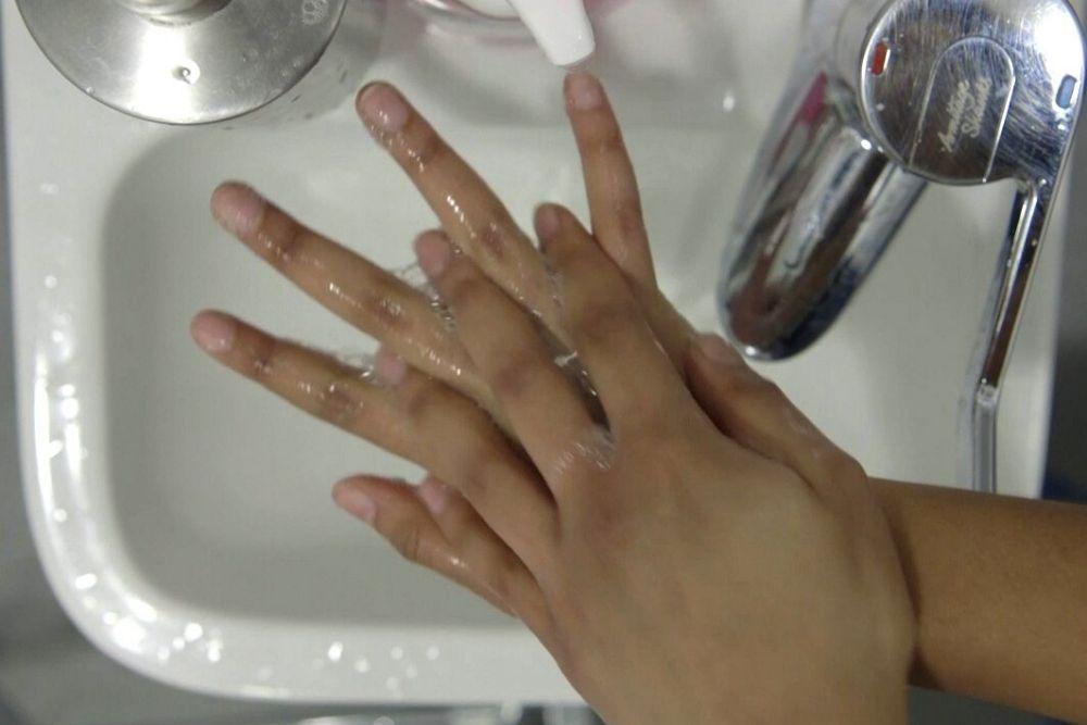 Jangan Asal, Begini Tahapan Mencuci Tangan Yang Benar