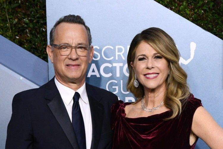 Tom Hanks dan Rita Wilson Positif Mengidap Virus Corona
