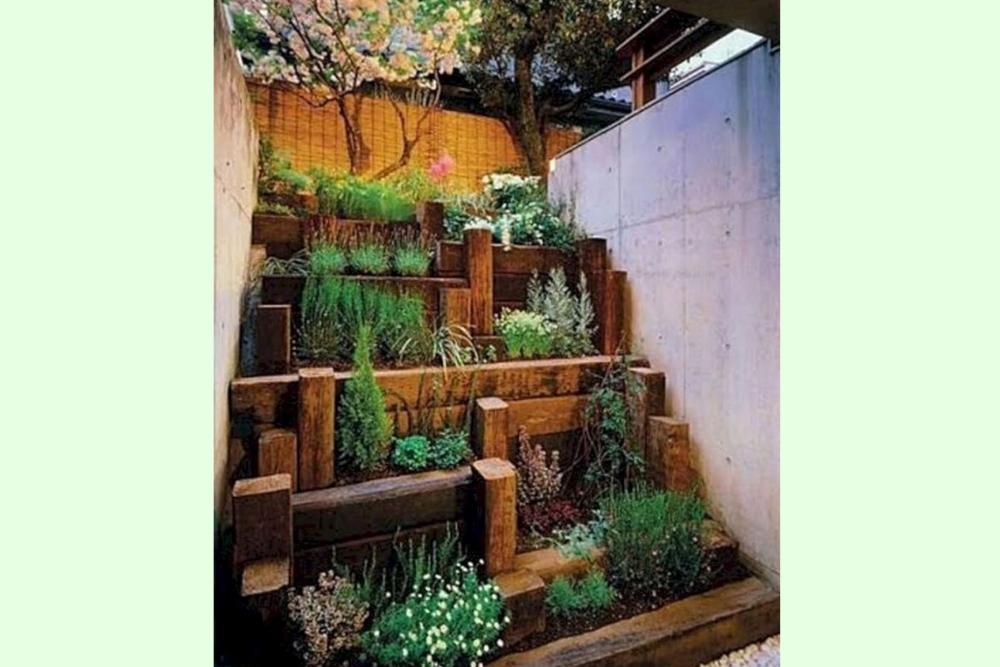 Kreatif! Ini 7 Inspirasi Taman Mungil untuk Rumah Minimalis