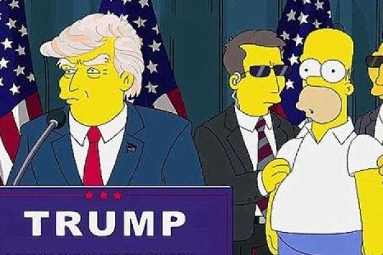 Bikin Merinding, 11 Ramalan The Simpsons Ini Sudah Jadi Kenyataan