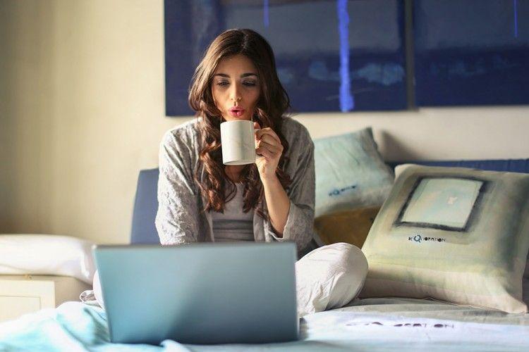Tips Jitu Agar Kerja Dari Rumah Terasa Nyaman