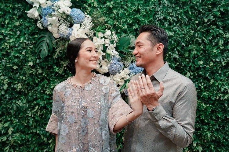 Siap Menikah Lagi, Ini 9 Foto Pertunangan Niken Anjani dan Kekasih