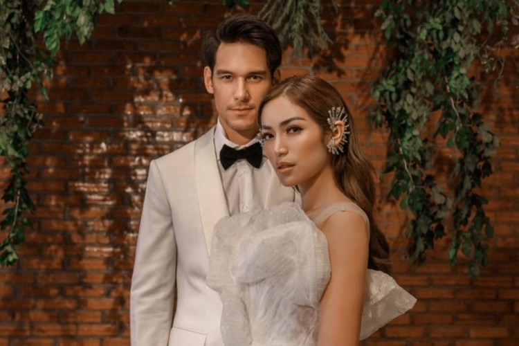 Jessica Iskandar & Richard Kyle Undur Pernikahan Akibat Virus Corona