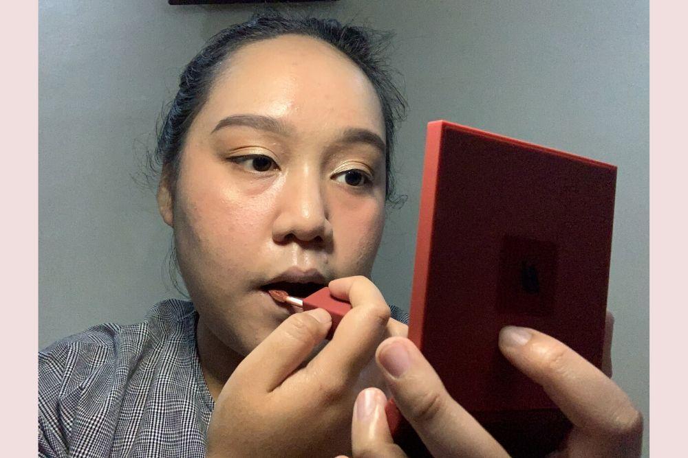 Begini Tutorial Makeup Supaya Tetap On Point Meski Sedang WFH