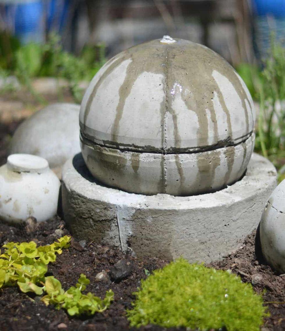 Intip 10 Ide Desain Air Mancur Minimalis untuk Dekorasi Rumahmu