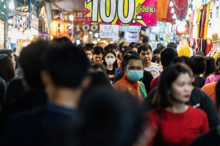 Ilmuwan ITB Prediksi Kasus Virus Corona di Indonesia Akan Capai 8000!