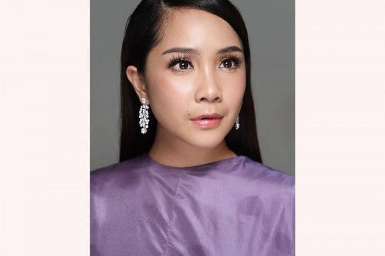 Kerap Tampil Natural, Begini Pesona Nagita Slavina Gunakan Bold Makeup