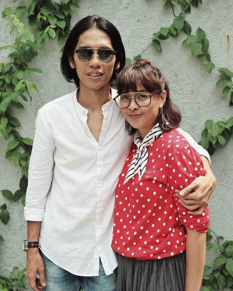 Cinta Dunia Film, Ini Kisah Asmara Angga Sasongko dan Anggia Kharisma