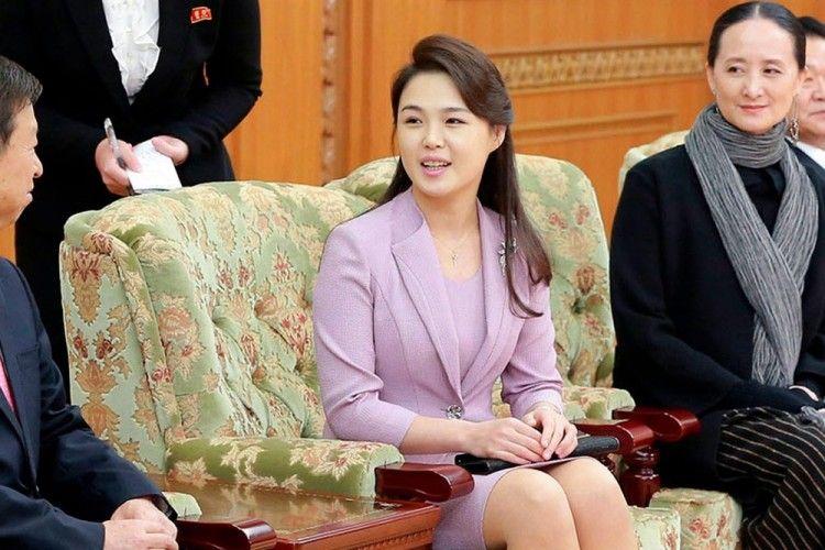 7 Fakta Misteriusnya Ri Sol-ju, Istri Pemimpin Korea Utara Kim Jong Un