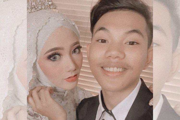 Bikin Kaget! Eks Penyanyi Cilik Tegar Septian Menikah di Usia 18 Tahun