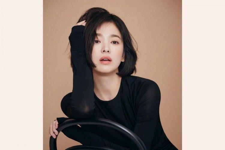 Ini Deretan Seleb Korea yang Memesona dengan Potongan Rambut Pendek