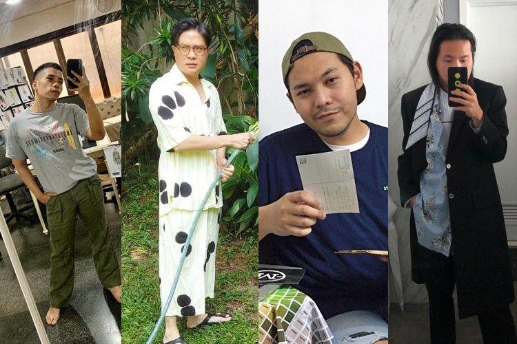 4 Desainer Lokal Curhat Soal Pandemi Corona & Aktivitas #WFH Mereka