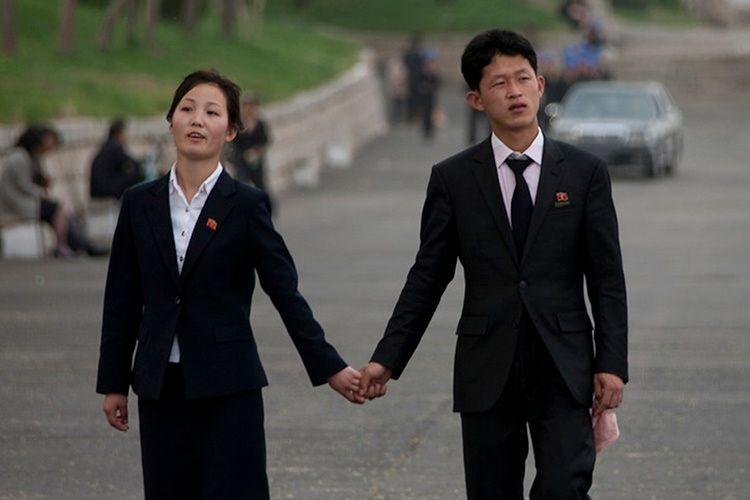 Banyak Aturan, Ini 7 Gaya Pacaran yang Berlaku di Korea Utara