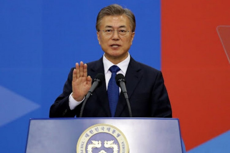 Lawan Corona, Presiden & Menteri di Korea Selatan Rela Potong Gaji