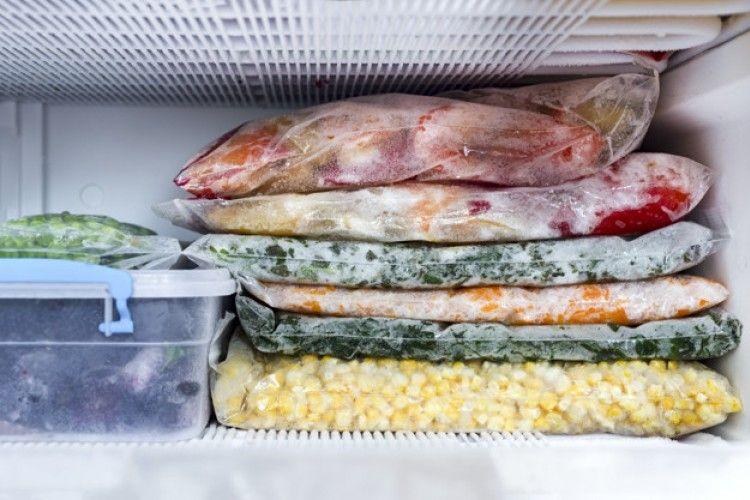 Makanan yang Bisa Tahan Lama dalam Freezer Saat #DiRumahAja