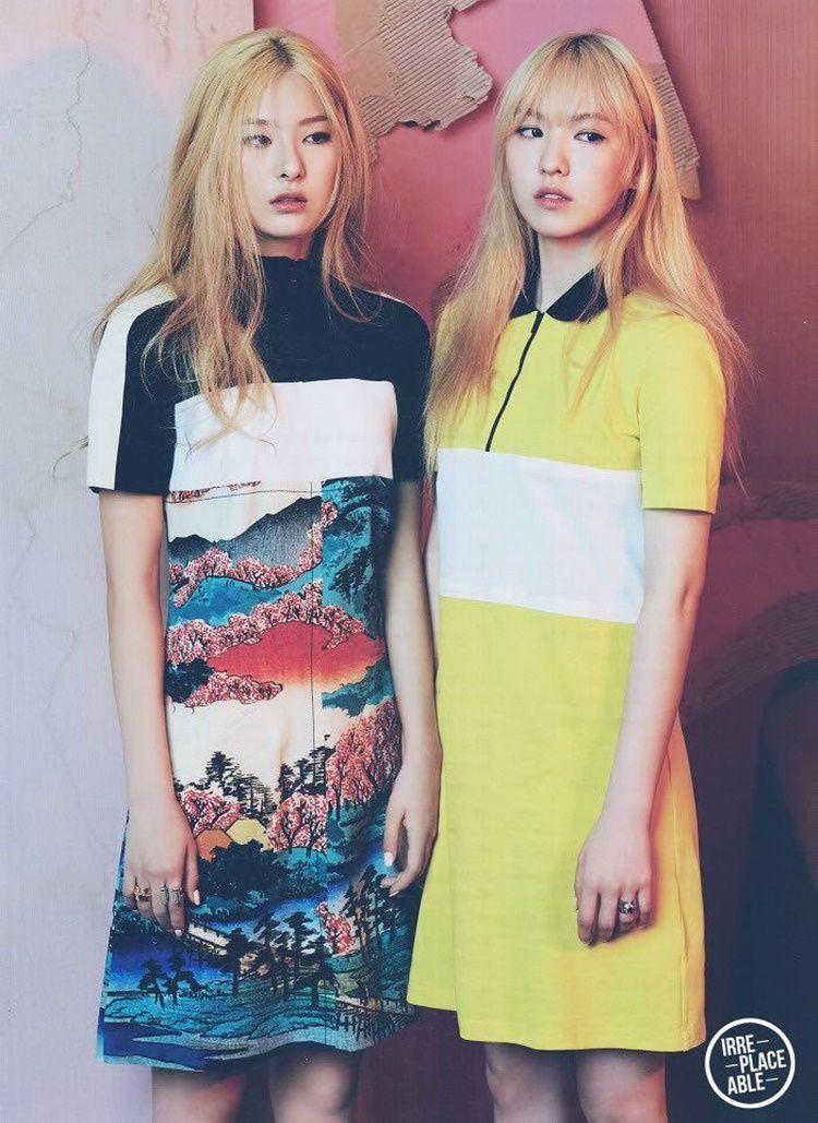 Sering Dikira Kembar, 10 Potret Keakraban Seulgi & Wendy 'Red Velvet'