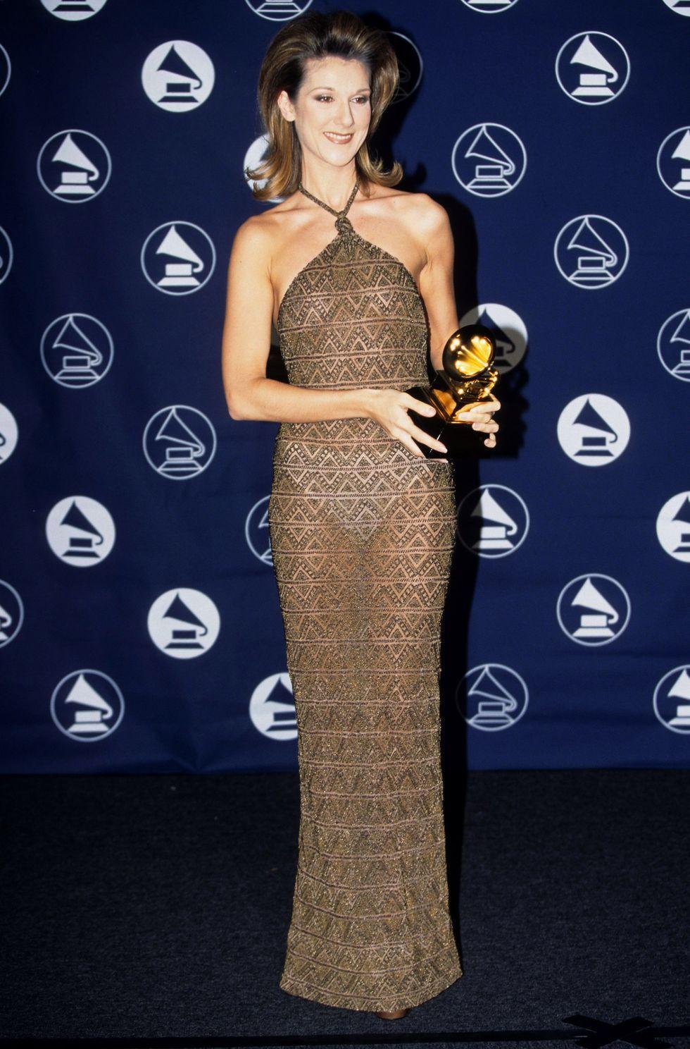 Ulang Tahun ke-52, Begini Gaya Seksi Celine Dion Sepanjang Masa