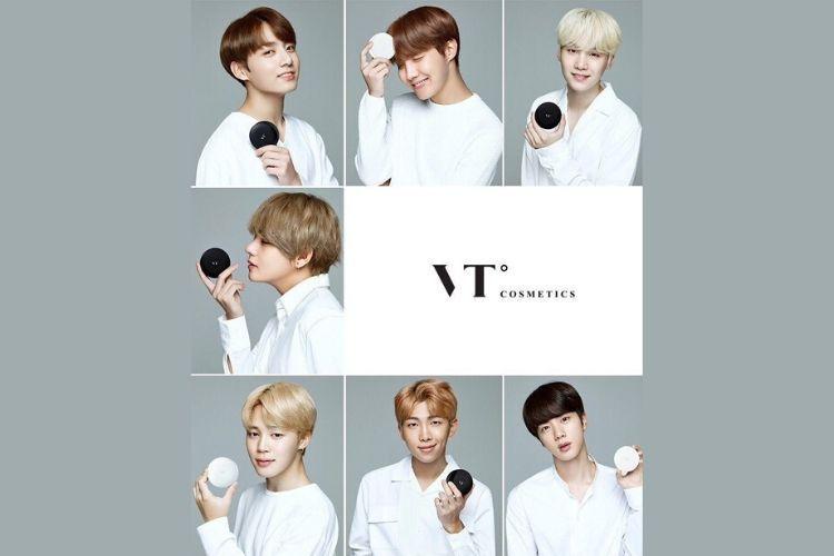 Ini 7 Artis Cowok yang Menjadi Brand Ambassador KosmetikKorea