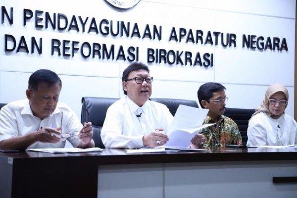 Diperpanjang, PNS akan Kerja di Rumah Sampai 21 April 2020