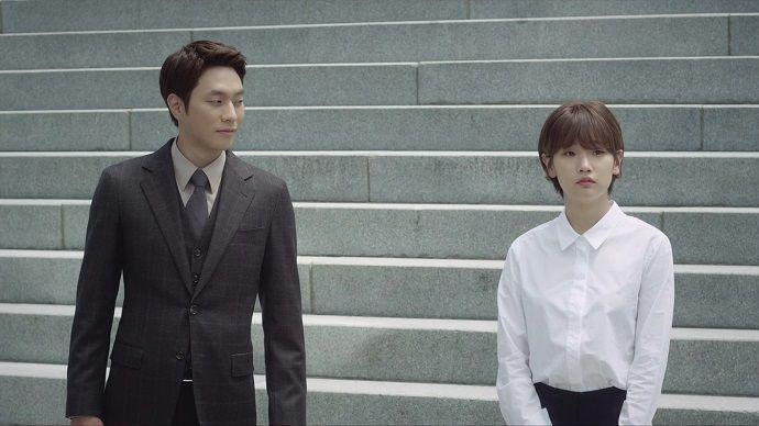 10 Pesona Seleb Korea Saat Mereka Berperan Sebagai Bodyguard