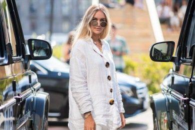 Tips Mudah Tampil Beda Pakai Baju Linen