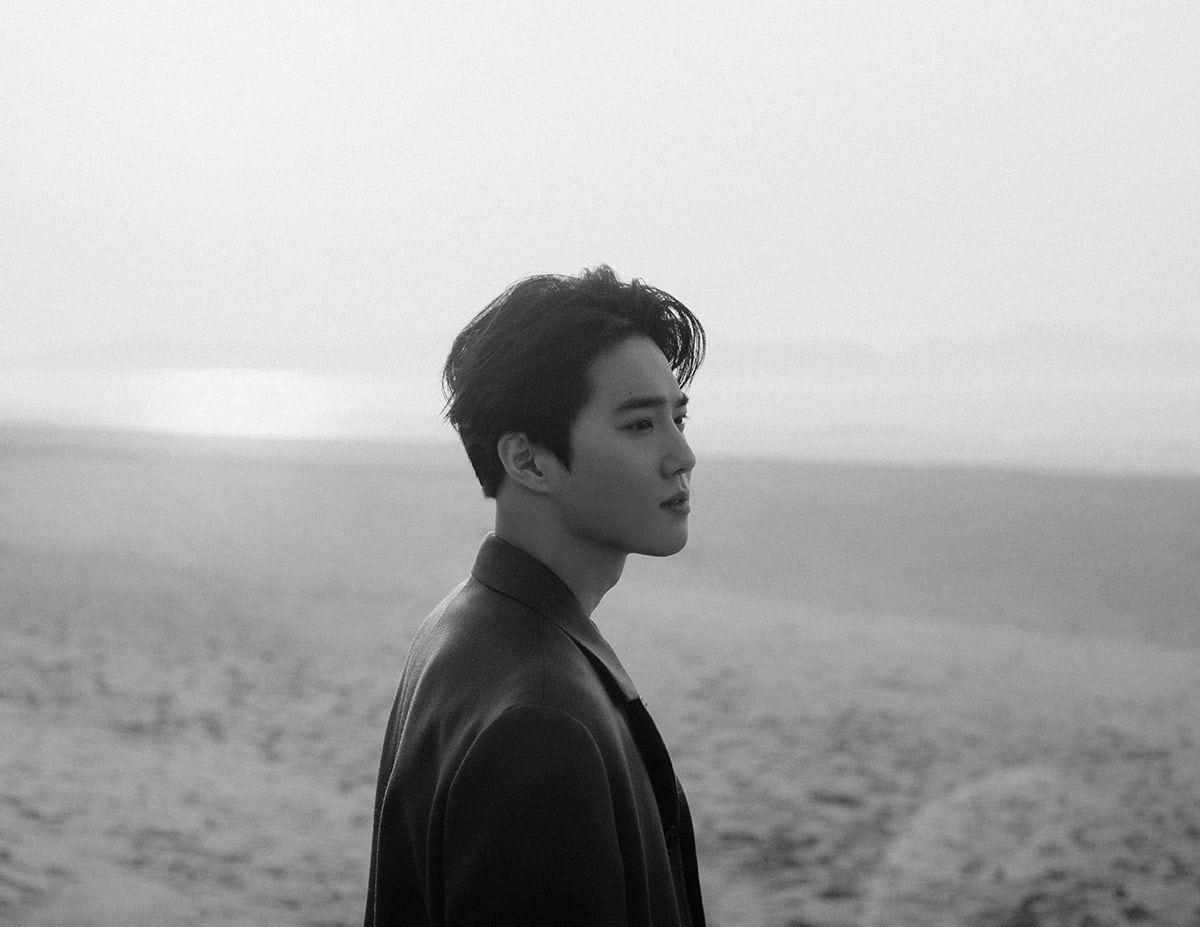 Kumpulan Foto Suho EXO sebagai Promosi Album Solo Terbarunya